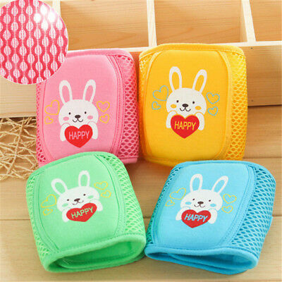 Kids Knee Pads for Crawling Toddler Baby Knee Protector Leg Warmers DR FR
