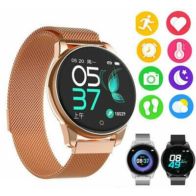 Smart Watches Running Pedometer Heart Rate Sports Blood Pressure Fitness Tracker
