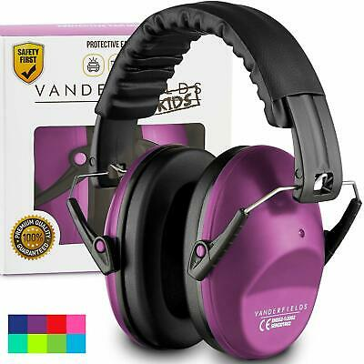 Hearing Protection Earmuffs Ear Mufs Ear Defenders for Kids Toddlers Children