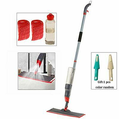Spray Mop,Microfiber Wet Mop 51 Inch Non-Slip Handle 360 Degree Water Spray Mop