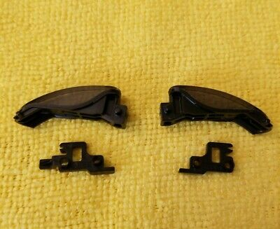 OEM PS Playstation VITA PCH-1000 Replacement Left Right Triggers ORIGINAL Black