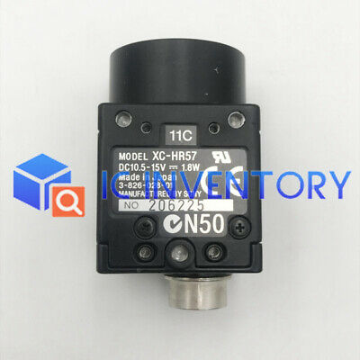 1PCS Used Sony XC-HR57 CCD Video Camera Module Tested Fast Ship