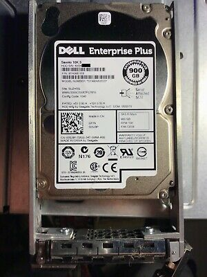 "Dell 900GB EqualLogic Enterprise Plus 10K RPM 2.5"" SAS HDD"