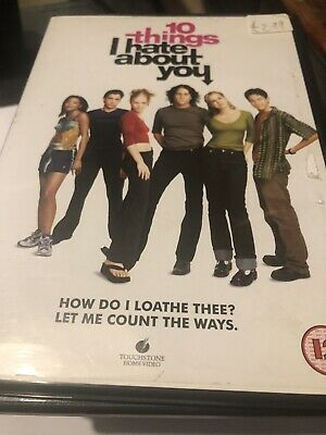 10 things i hate about you dvd R2 free postage  uk