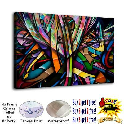 """12""""x20"""" Abstract Object HD Canvas prints Paints Home decor Room Wall art Picture"""