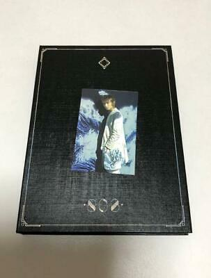 Used ONEUS 808 First Limited Edition CD DVD Photobook Keonhee Photocard Japan