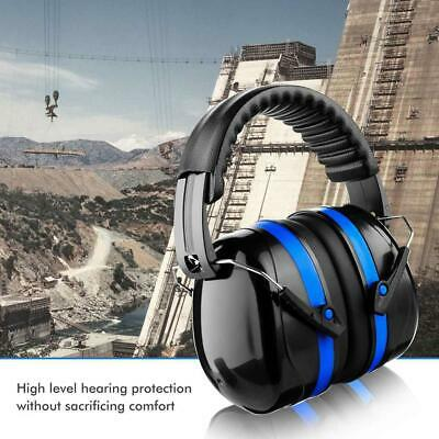Noise Reduction Safety Earmuffs Adjustable Shooters Hearing Protection Earmuffs