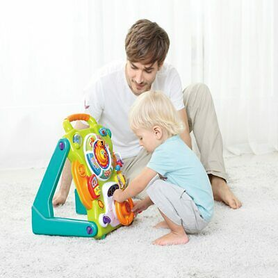 Hola Toys - Convertible Baby Activity Table Walker