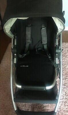 UPPAbaby Cruz Jake Standard Single Seat Stroller (2013)with Rain Cover And Net