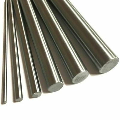 "M4 4mm Stainless Steel Rod Bar Linear Shaft Round 304 13"" Long 333mm"