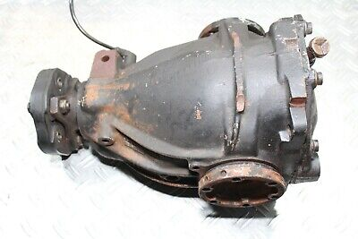 Mercedes Benz W124 Differential ABS Hinterachsgetriebe 1243510505 1243510506