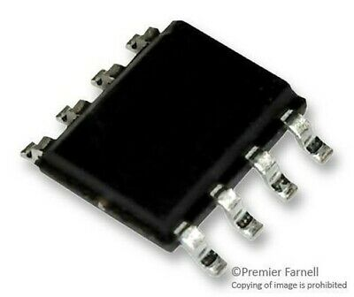 IC's - Amplifiers - AMP INSTRUMENTATION 200KHZ SMD