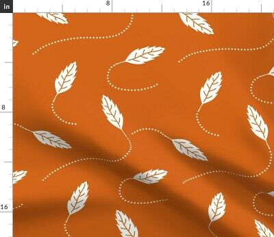 Clay Arts And Crafts Style Earth Tones Earthy Fabric Printed by Spoonflower BTY