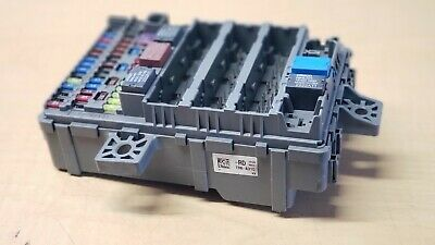 12 Honda Civic LX 1.8L Under Dash Fuse Relay Junction Box # TR6-A310 OEM
