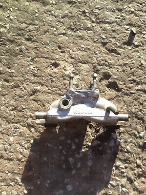 Classic Mini Alloy  Inlet Manifold Been Welded Up See Pics