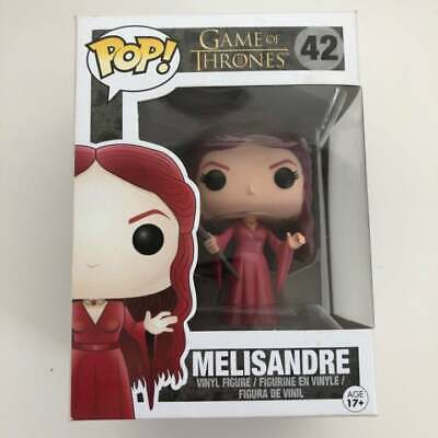 Funko Pop HBO Game of Thrones GOT Melisandre #42  Red Lady