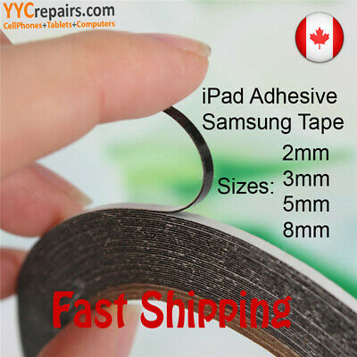 10m Double Sided *Super Sticky *Heavy Duty Adhesive Tape Cell Phone iMac Repair