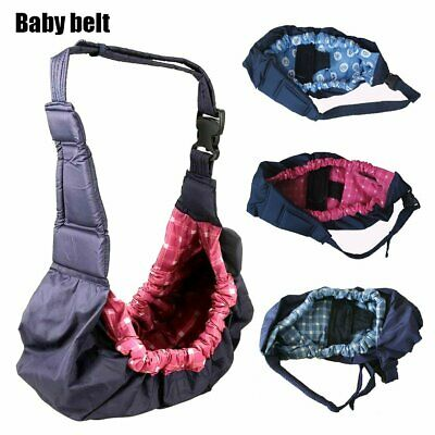 Wrap stretchy Adjustable Carrier Newborn Baby Durable Cotton Comfortable Toddler