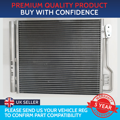 Condenser Air Con Radiator To Fit Smart Fortwo W451 2007 To 2014