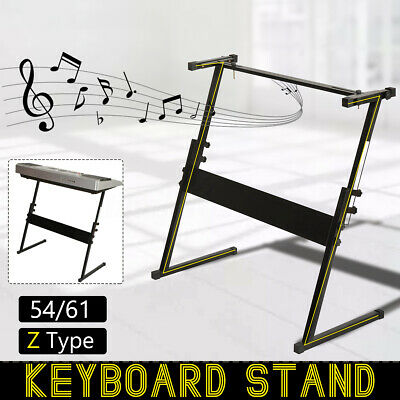 54/61 Universal Keyboard Stand Z Frame Folding Height Adjustable Piano  YI