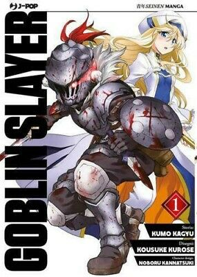 Goblin Slayer 1 - Manga J Pop - Italiano - Nuovo