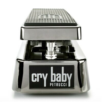 Dunlop JP95 Cry Baby John Petrucci Signature Effetto Pedale Chitarra Wah