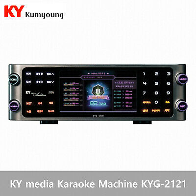 KY media Korean Karaoke Machine System KYG-2121 Body