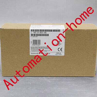 1PC Brand New in Box Siemens PLC 6ES7 216-2BD23-0XB0 Free Shipping