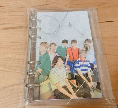 BTS 2020 Season's Greetings Diary Book  Photo Card Notebook Official Goods K-Pop