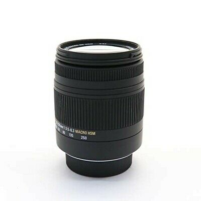SIGMA High Magnification Zoom Lens 18-250mm F3.5-6.3 DC MACRO OS HSM [Used] F/S