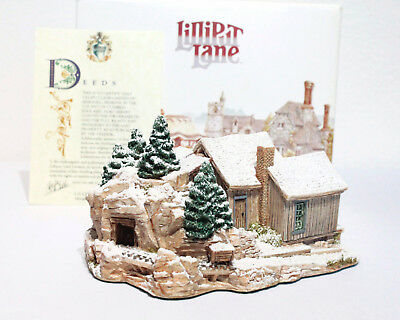 Gold Miner's Claim ( Lilliput Lane )