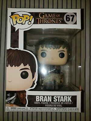 Funko Pop! Game of Thrones Bran Stark Collectible Vinyl Figure # 67