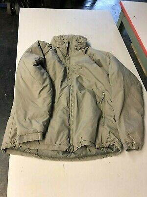 US Army Parka ECWCS GEN III Extrem Cold Weather Jacke Parka Level 7 Medium Reg
