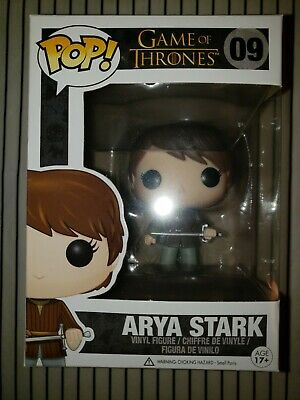 Funko Pop! Game of Thrones Arya Stark Collectible Vinyl Figure # 09
