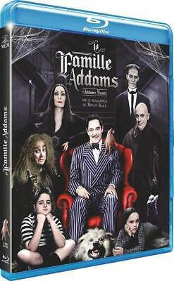 The Addams Family Blu Ray New sub Sealed