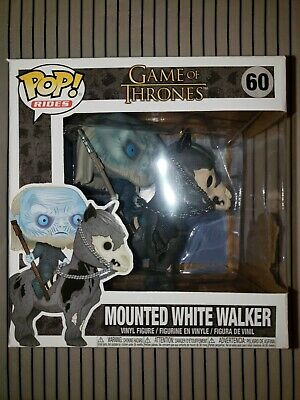 Funko Pop! RIDES Game of Thrones Mounted White Walker Collectible Vinyl Figure