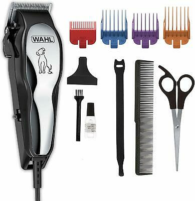 Dog Pet Professional Thick Hair Complete Set Heavy Duty Dog Grooming Clipper Kit