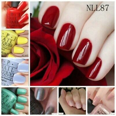 OPI Lacquer Nail Polish Collection *A /B/ C/ D - E collection* 146 colors series