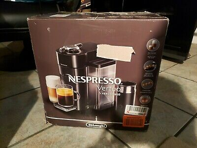 Delonghi Nespresso Vertuo Coffee And Espresso Machine - Black