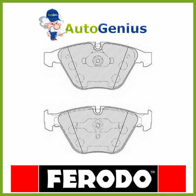 Rear Brake Pads BMW Z4 sDrive 35i E89 09-13 PETROL 306HP 106.1x56x18