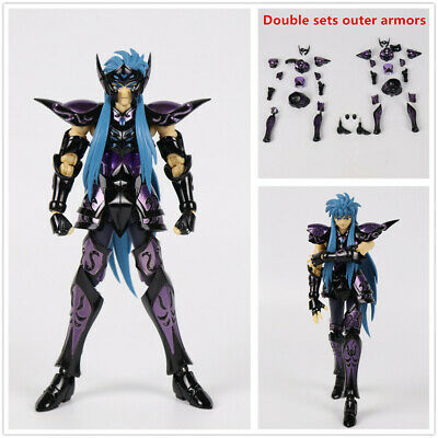 CS model Saint Seiya Cloth Myth EX Surplise Aquarius Camus double metal cloth