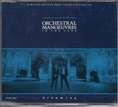 Orchestral Manoeuvres In The Dark Dreaming CD Single OMD