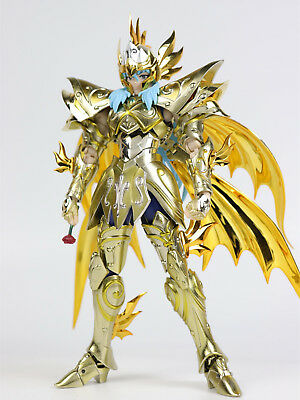 CS Model Saint Seiya Cloth Myth Soul of God SOG EX Gold Pisces Aphrodite metal