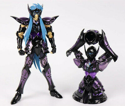 CS model Saint Seiya Cloth Myth EX Surplise Aquarius Camus object double cloth