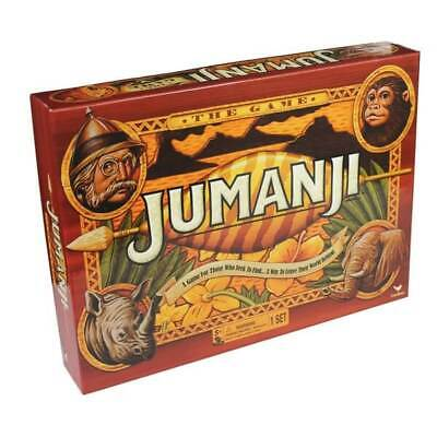 The Jumanji Traditional Classic Card Board Game Adult Kids Family Play Fun Time
