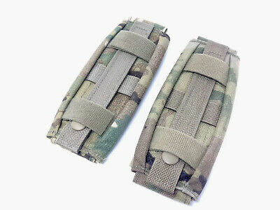 *2-Pack* Military Multicam Tourniquet Pouch IFAK (MOLLE) USGI