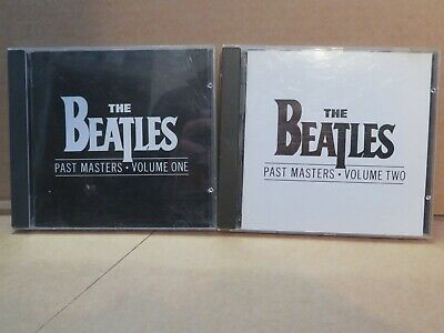 [CD] The BEATLES - Past Masters . Volume one & Volume Two ( 2CD )