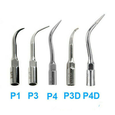 14 Types P Series Dental Ultrasonic Scaling Endo Perio Scaler Tip Fit WOODPECKER