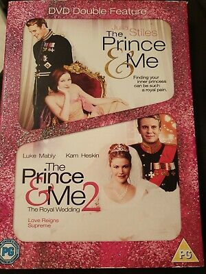 Prince And Me/Prince And Me 2 - The Royal Wedding (DVD, 2008, 2-Disc Set)