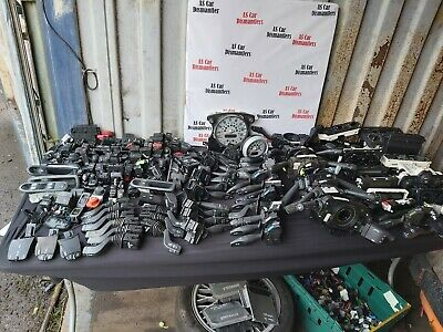 Various random switches clocks etc Joblot bulk lot x 157